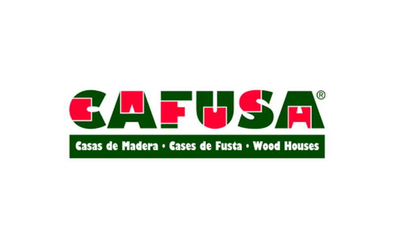 CAFUSA - Casas de madera - Cases de fusta - Wood Houses