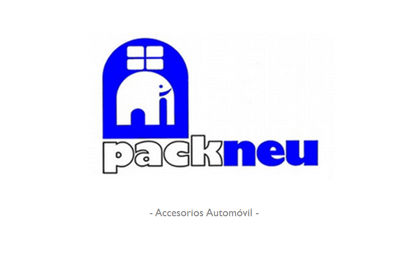 PackNeu - Accessorios Automóvil
