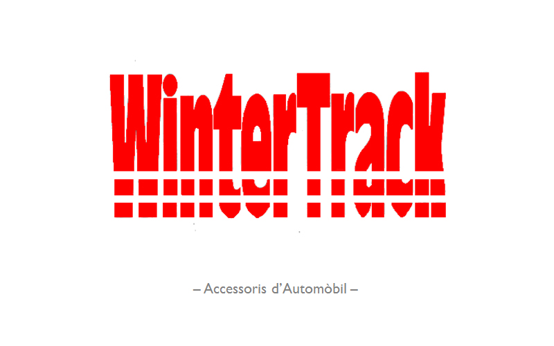 WinterTrack - Accessoris Automòbil